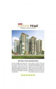 DSR Fortune Prime Brochure 3