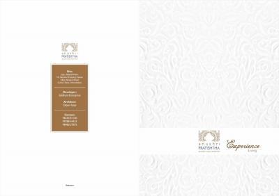 Samruddhi Anushri Pratistha Brochure 1