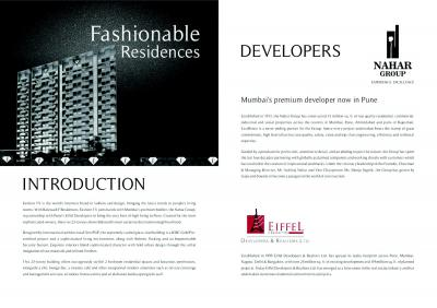 Nahar F Residences Brochure 2
