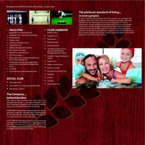 Laureate Parx Laureate Brochure 3
