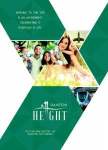 Uptown Ravechi Height Brochure 1