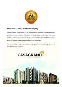 Casagrand Westend Brochure 2