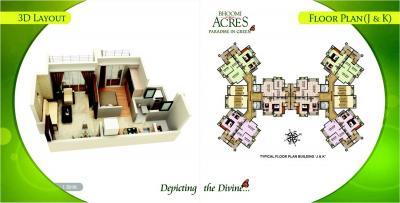 Bhoomi  Acres M wing Brochure 7