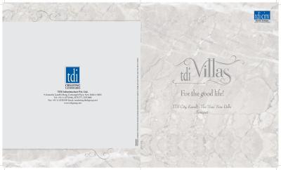 TDI City Kundli Brochure 1