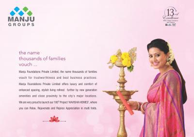 Manju Havisha Homes Brochure 2