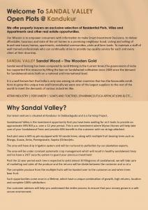 Myron Sandal Valley Brochure 2