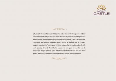 Sancheti Mount Castle Phase II Brochure 3