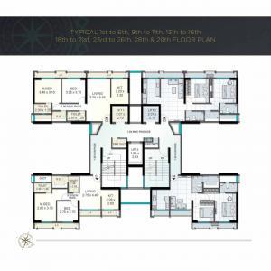 Ekdanta New Suraj Tower Brochure 16