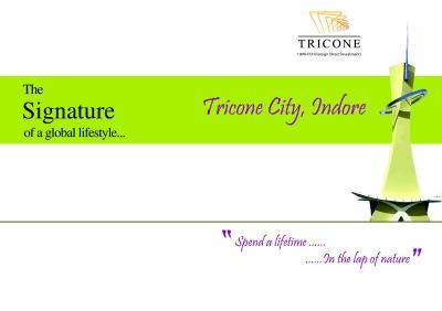 Tricone City Khandwa Road Indore Brochure 1
