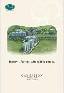 Orris Carnation Residency Brochure 1