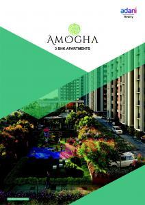 Adani Amogha Brochure 1