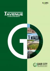 Gaursons Hi Tech 7th Avenue Brochure 1