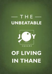 Squarefeet Joy Square Brochure 1