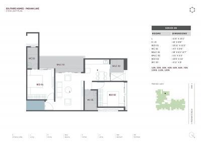Chordia Solitaire Homes Pashan Brochure 27