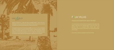 Unitech Palm Villas Brochure 3