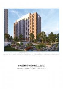 Sobha Arena The Square And Pebble Court Brochure 3