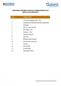 Omaxe Galleria Brochure 7