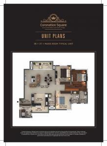 Puravankara Coronation Square Apartment Brochure 14