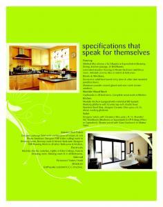 Prateek Laurel Brochure 7