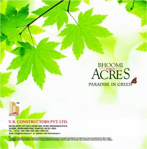 Bhoomi  Acres M wing Brochure 11