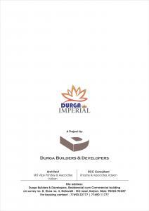 G K Mali and C K Mali Durga Imperial Brochure 9