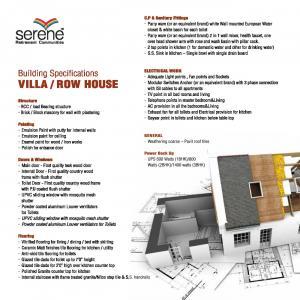 Serene Kshetra Brochure 10