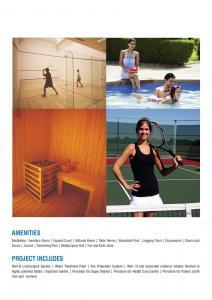 Puravankara Swanlake Brochure 4