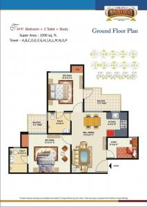 Amrapali Princely Estate Brochure 12