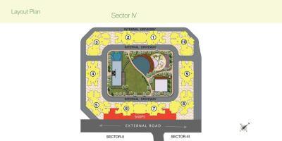 Raunak City Sector IV D4 Brochure 4