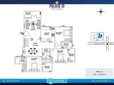 GD Palace 10 Apartments Brochure 6