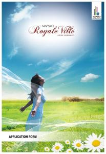 Mapsko Royale Ville Brochure 1