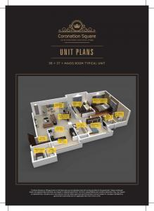 Puravankara Coronation Square Apartment Brochure 15