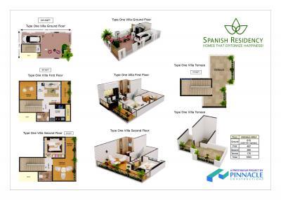 Shantee Spanish Residency Brochure 5
