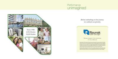 Raunak City Sector IV D4 Brochure 8
