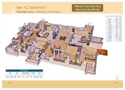 Purvanchal Royal City Brochure 11