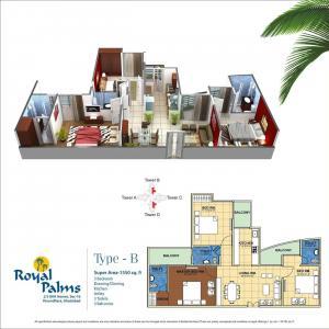 Sarvottam KSN Royal Palms Brochure 8