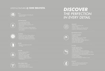 Gini Constructions Belvista Phase I Brochure 22