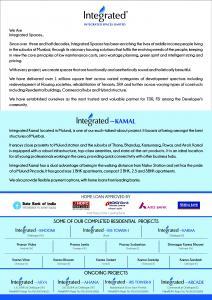 Integrated Kamal Brochure 5