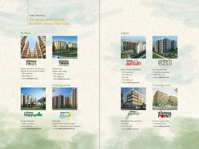 Siddha Water Front Brochure 16