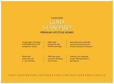 Urbanrise Code Name Gold Standard Brochure 3