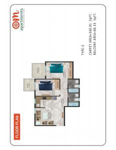 Pareena Om Apartments Brochure 2