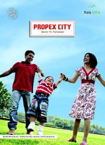 Propex City Brochure 1