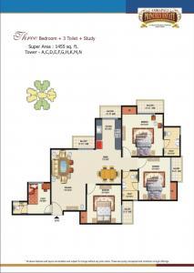 Amrapali Princely Estate Brochure 8