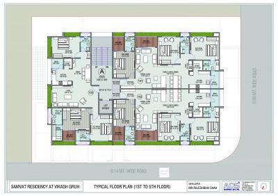 Square Samvat Residency Brochure 3