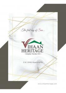 Ambesten Vihaan Heritage Brochure 1