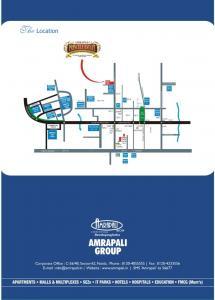 Amrapali Princely Estate Brochure 16
