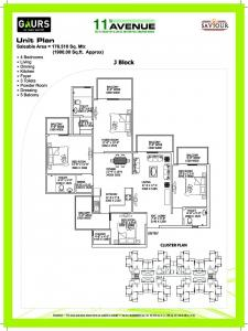Gaursons Hi Tech 11th Avenue Brochure 14