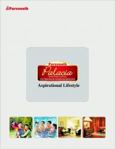 Parsvnath Palacia Brochure 1