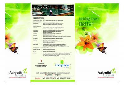 Sai Pragathi Aakruthi Township Brochure 1