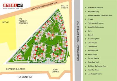 Ansal API Green Escape Brochure 9